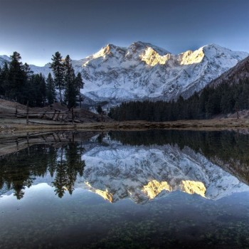 #1. One of the highest mountain Nanga Parbat, Pakistan - In These Award Winning Photographs You FEEL The Power Of The Mountains.