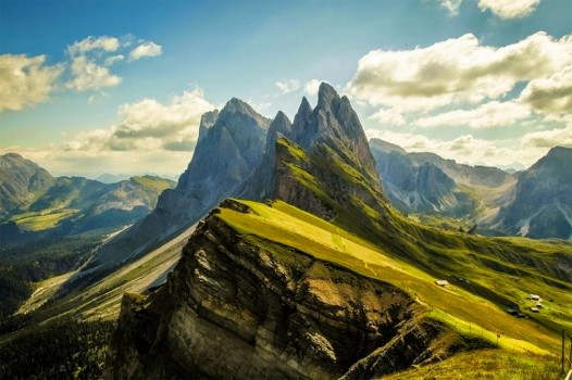 #14. Dolomites, Italy - In These Award Winning Photographs You FEEL The Power Of The Mountains.