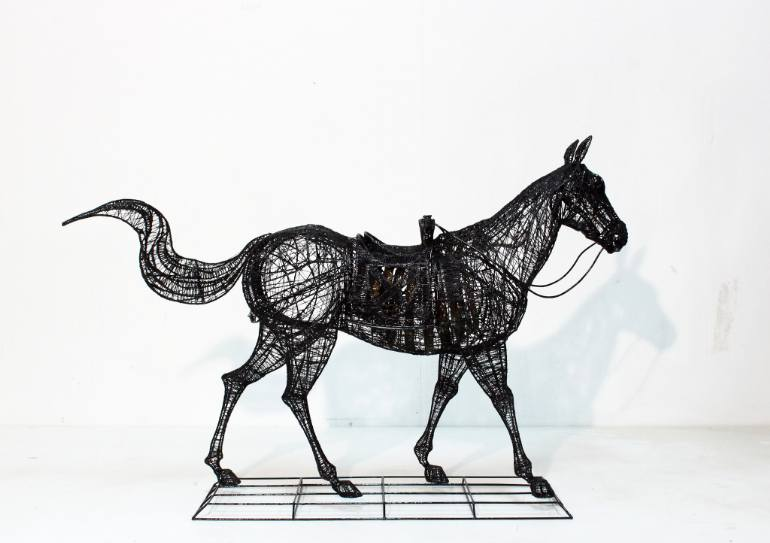 Augmented reality+Horse-Seoul(SOLD)