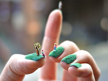 These Are The Most Insane 3d Nail Art Designs You Will Ever See