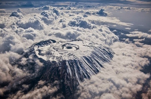 #22. Kilimanjaro, Tanzania - In These Award Winning Photographs You FEEL The Power Of The Mountains.