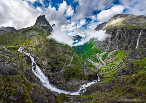 #4. Norway - In These Award Winning Photographs You FEEL The Power Of The Mountains.