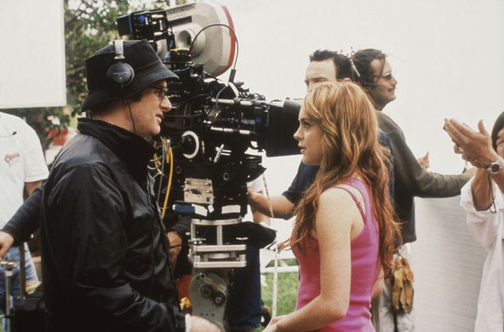 Mean Girls (2003) - Behind the Scenes #meangirls