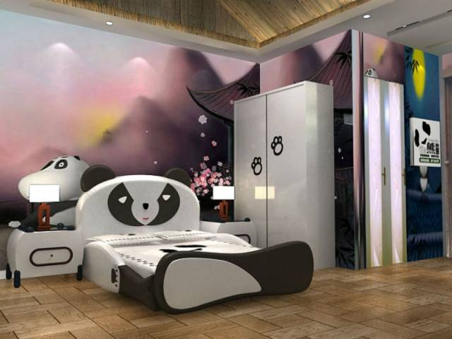 The World S First Panda Themed Hotel In China Offers