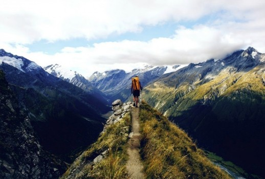 #8. New Zealand - In These Award Winning Photographs You FEEL The Power Of The Mountains.