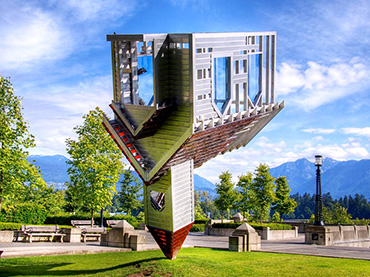 these crazy building designs will make you do a double take whoa