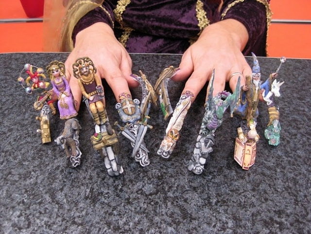 These are the Most Insane 3D Nail Art Designs You Will Ever See ...