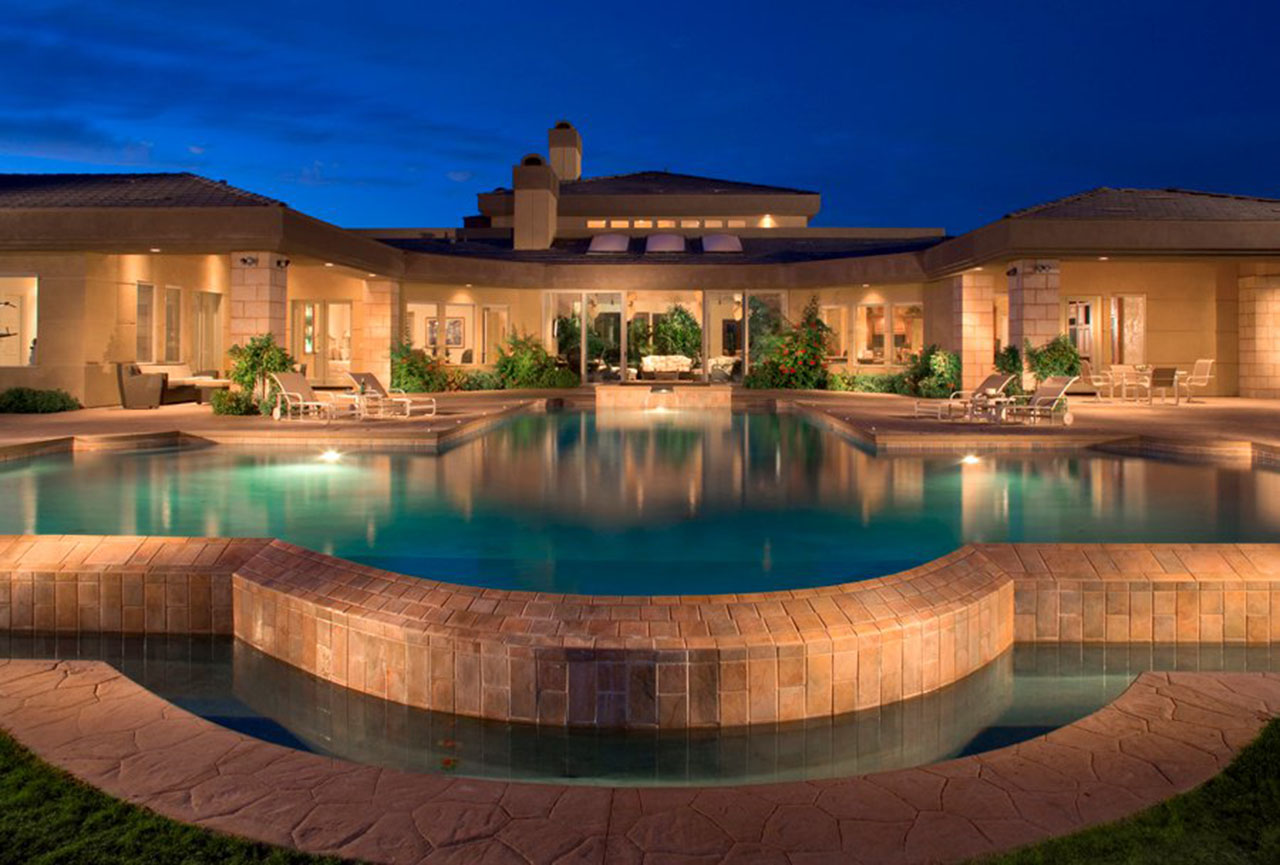 15 of the most heavenly luxury mansions with swimming pools wow rh wowamazing com