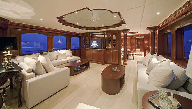 Fascinating Yacht Interior Designs You Have To See