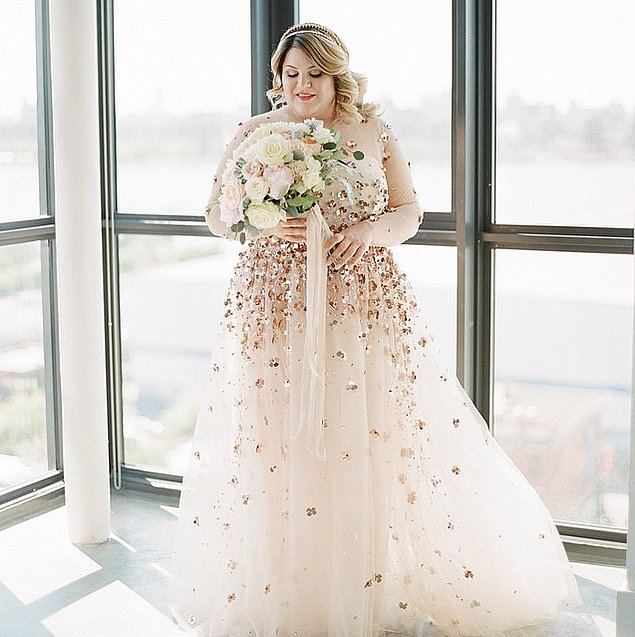 These are the Wedding Dresses Worn By Famous Fashion Bloggers ...