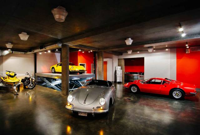 These Garages Of The Rich And Famous Will Make Your Jaw