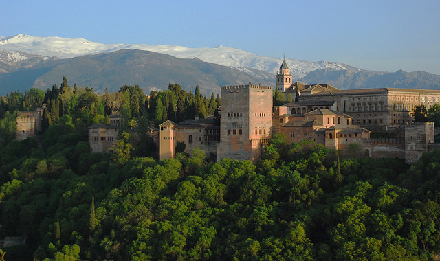 Most Beautiful Castle in Spain