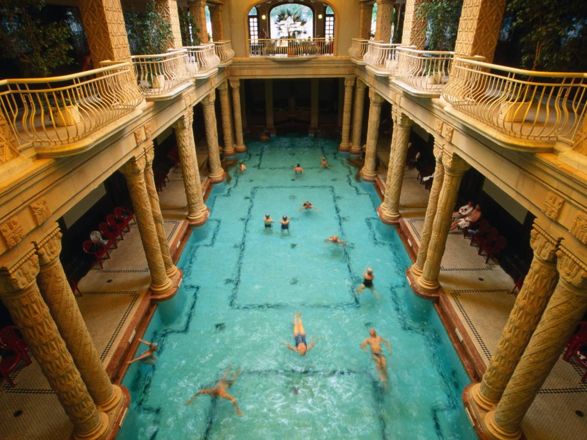 Swim In The Most Beautiful Public Pools In The World ...