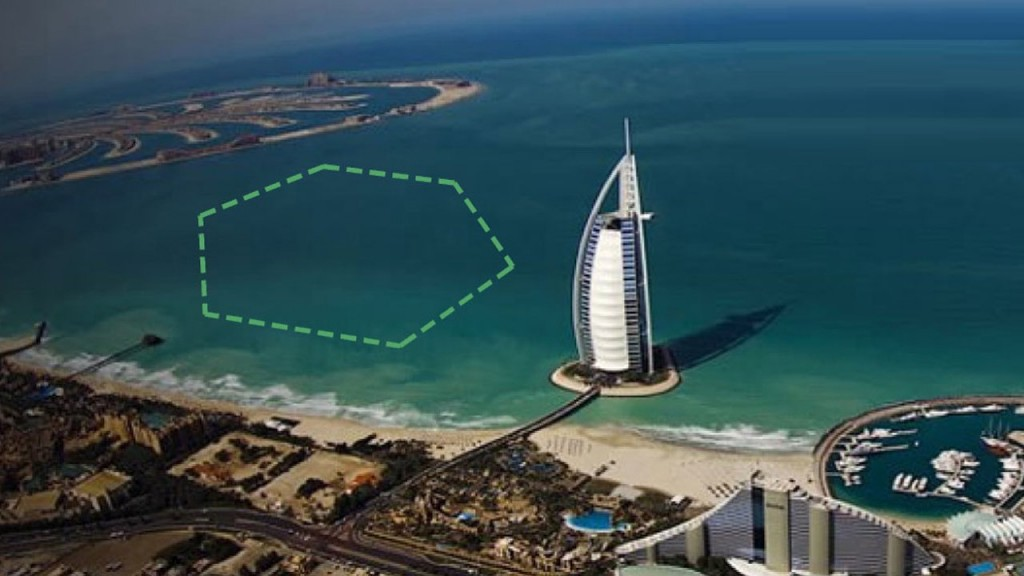 Will Dubai Build An Underwater Tennis Court This Could Be EPIC