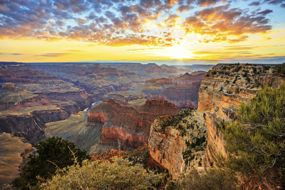 8. Grand Canyon National Park, Arizona, USA