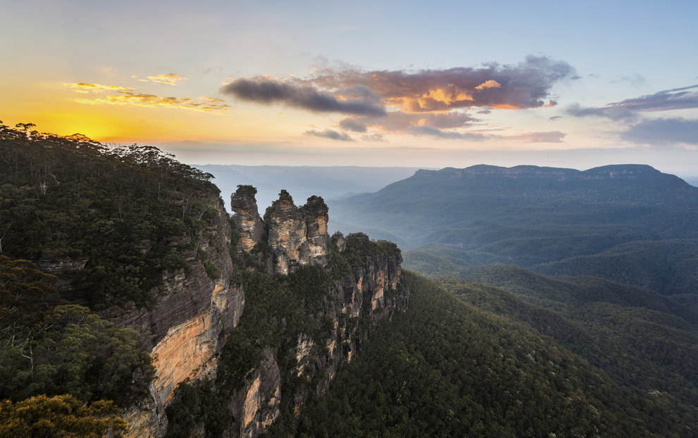 17. Echo Point, Blue Mountains, Australia