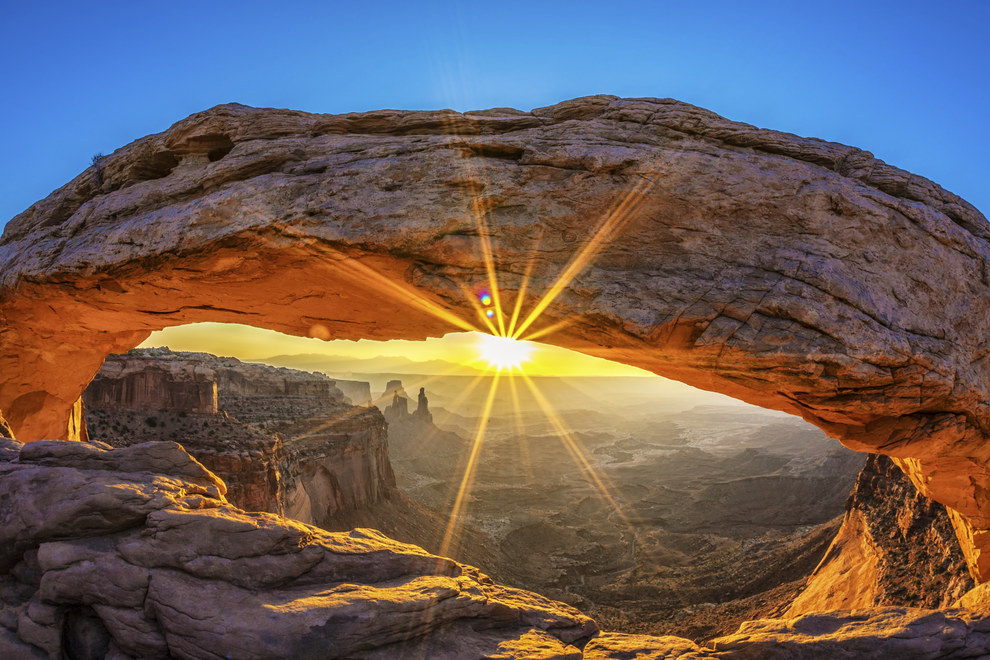 2. Canyonlands National Park, Utah, USA