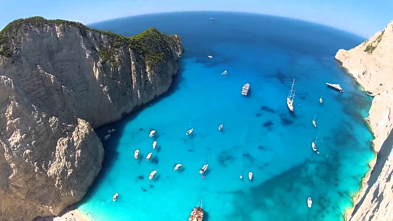 Navagio Beach - Base Jumps