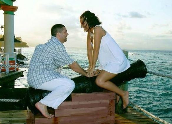 weirdest engagement photo ever photos