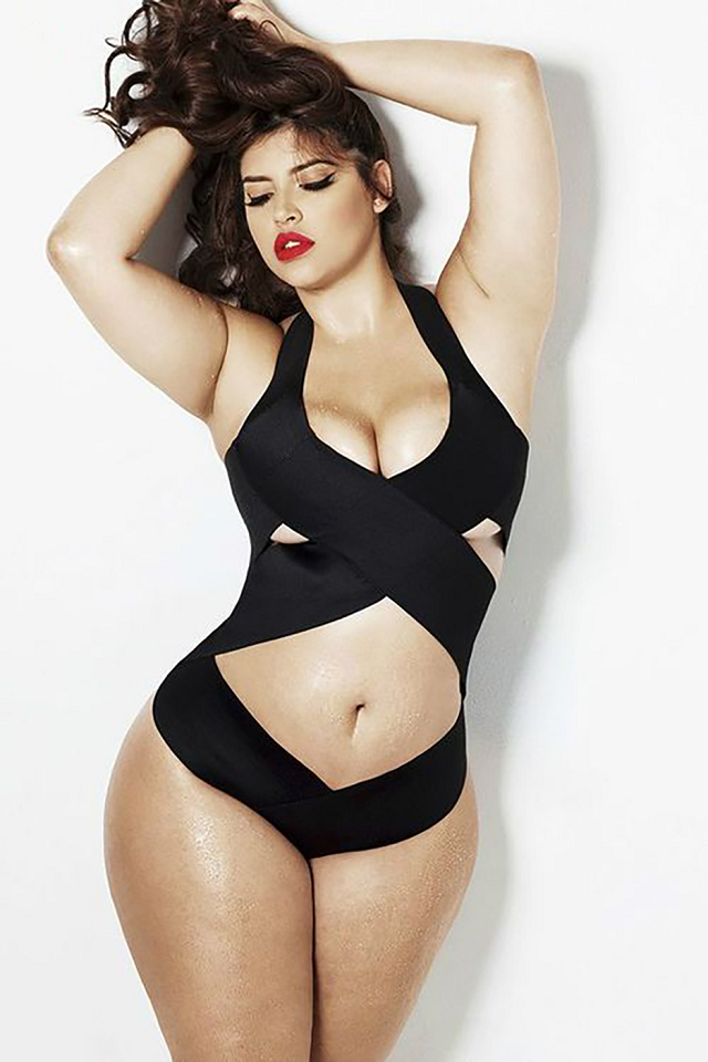 will this size 14 model be the first plus-size victoria's secret