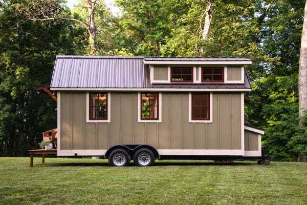 Timbercraft tiny home