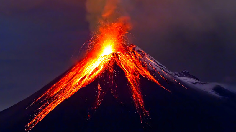 Image result for picture of volcano erupting in hawaii