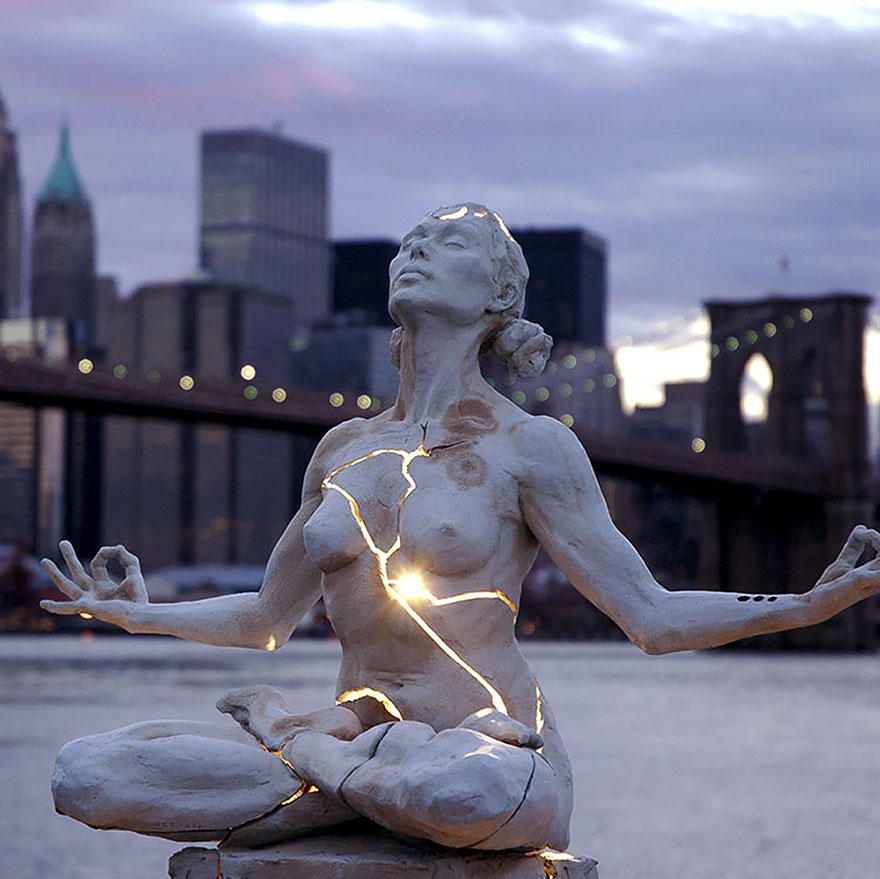 2. Expansion by Paige Bradley, New York, USA