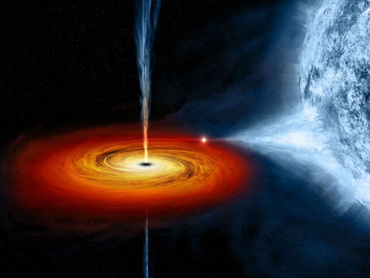Black Holes Are Holes