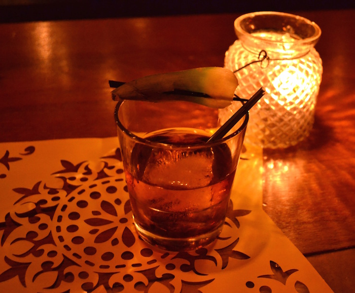Fall Cocktails 2015_Bodega Negra_Plantain Old Fashioned_Photo Courtesy of Bodega Negra