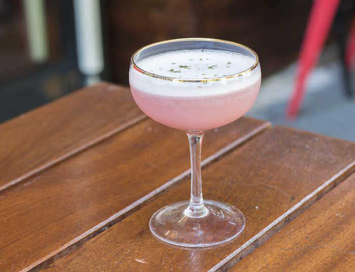 Fall Cocktails 2015_RedFarm NYC_La Rosa Ola