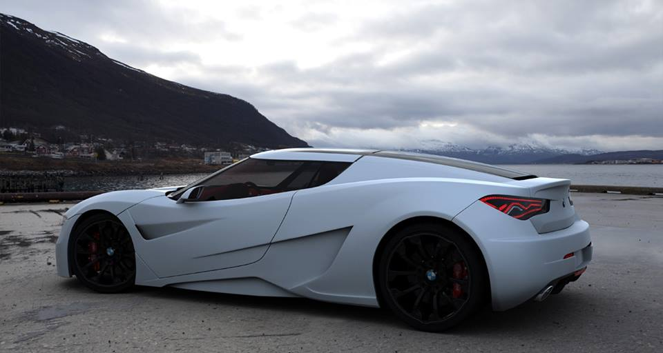 Real Or Imagined The Bmw M9 Would Make An Amazing 100th Anniversary