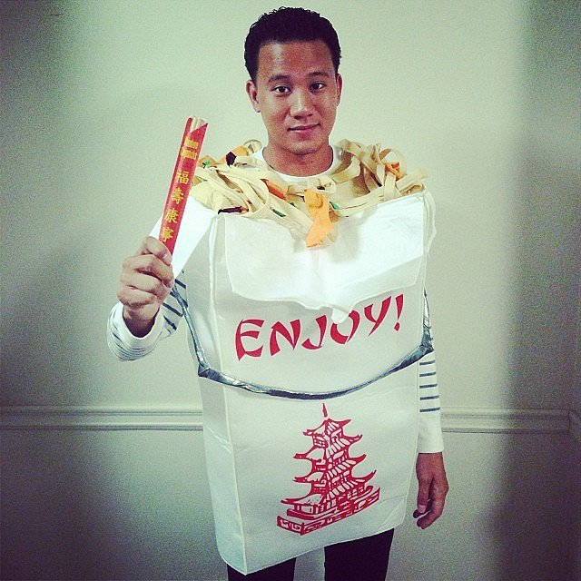 chinese-take-out  sc 1 st  Wow Amazing & 39 Awesome Food Costume Ideas for You and Your Pets u2013 Wow Amazing