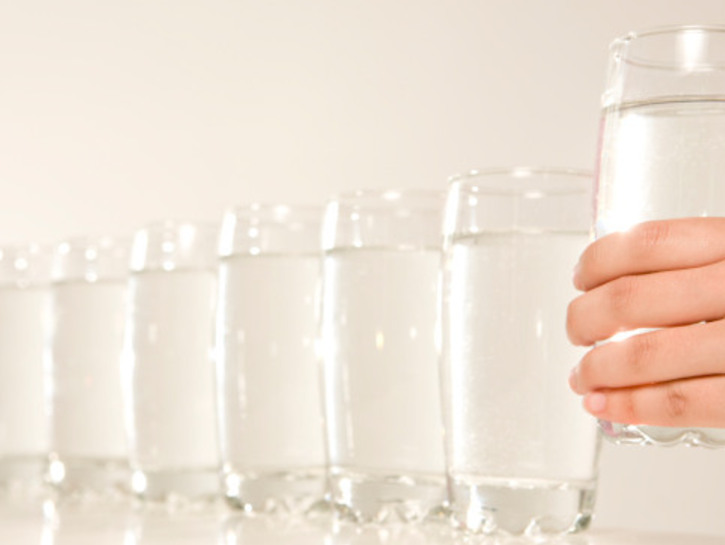 You Should Drink Eight Glasses Of Water A Day
