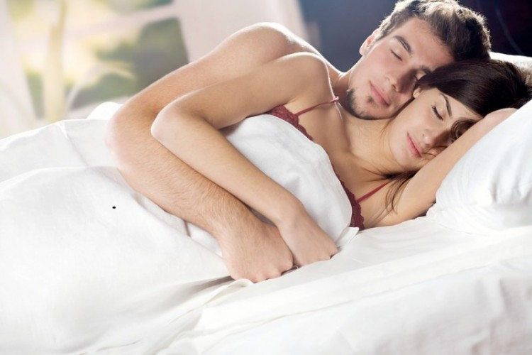 The Pros And Cons Of Couples Sleeping Positions Do They Mean Anything