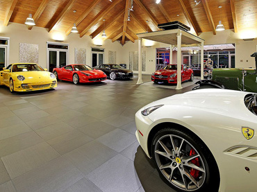 House Appears Spacious …But's It's the Garage that Will Shock You