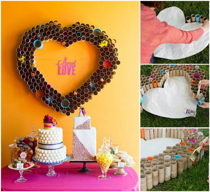 Enchanting Diy Balloon Wall Decoration Pictures - Wall Art Design ...