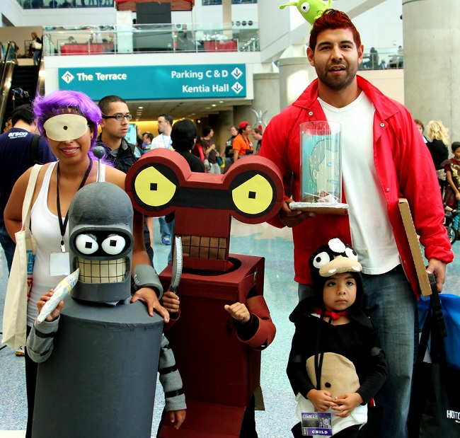 cosplay-futurama-family-01a