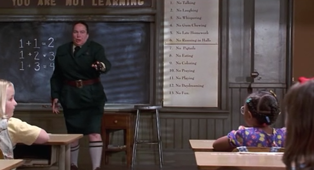 20 hidden details you missed in the movie �matilda� � page