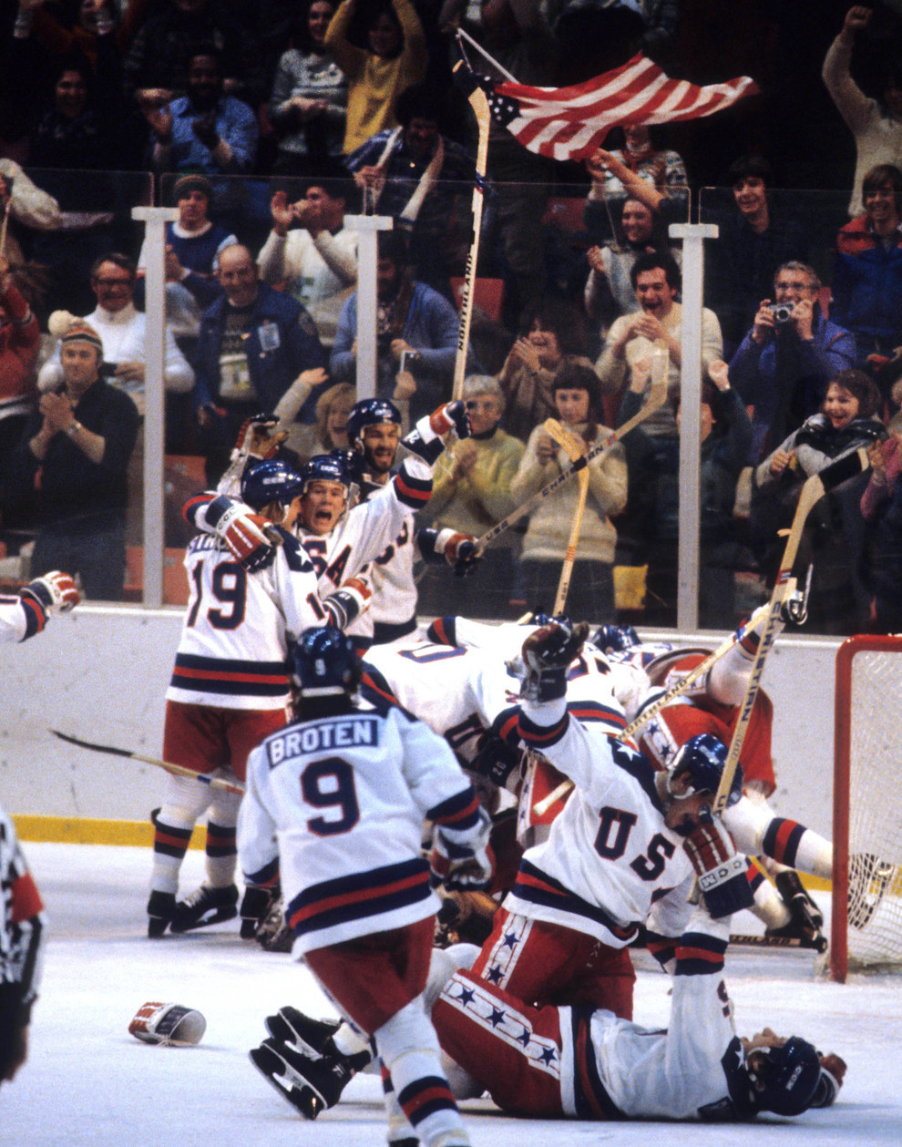 "Feb. 22, 1980 — ""Miracle on Ice"""