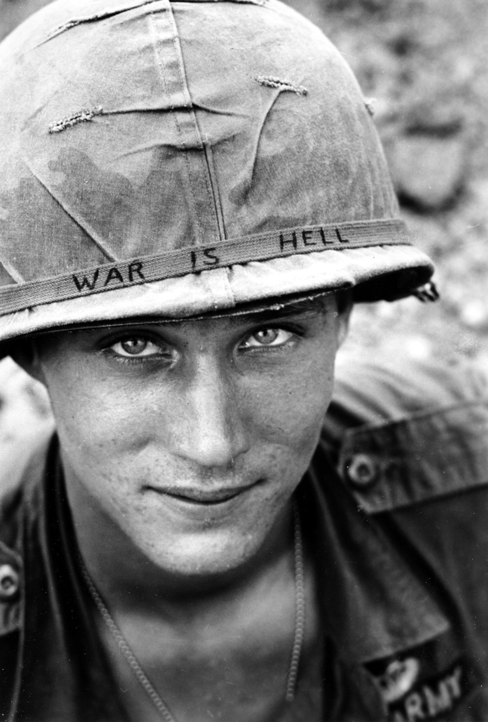 "June 1965 — ""War Is Hell"""