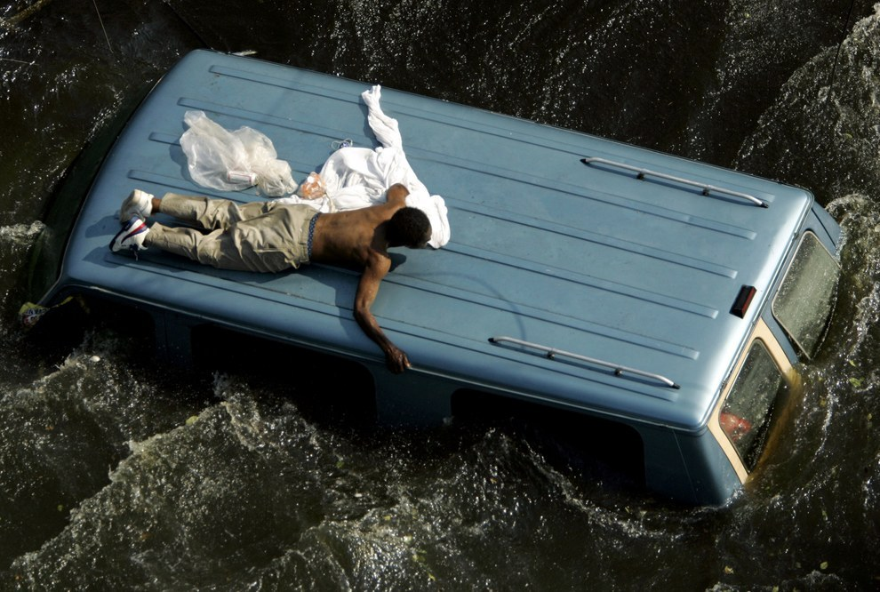 Sept. 4, 2005 — Hurricane Katrina