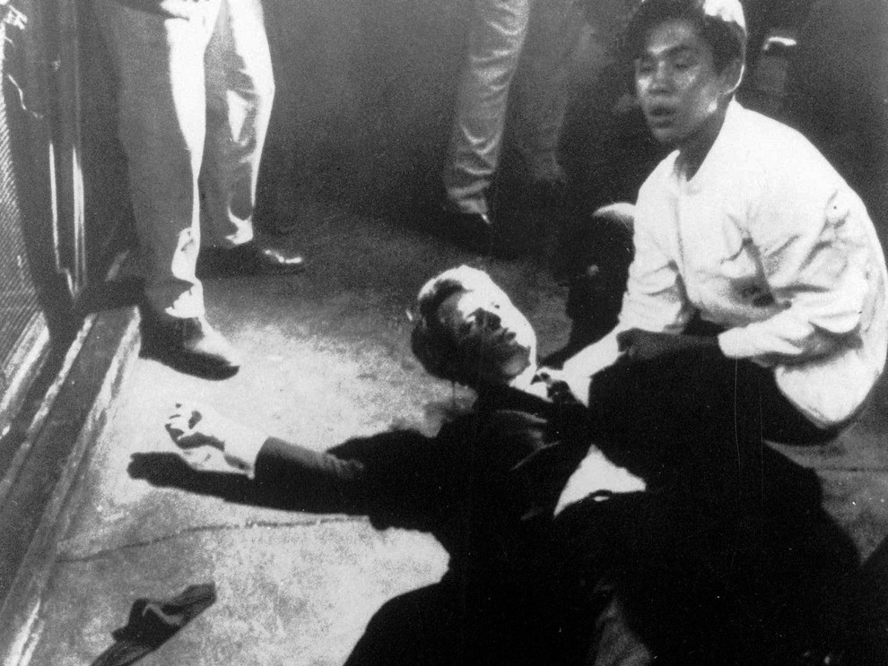 June 6, 1968 — Assassination of Robert F. Kennedy