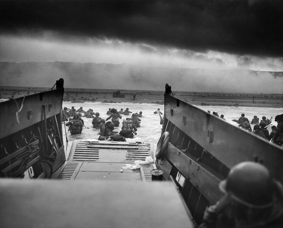 June 6, 1944 — Allies invade Normandy