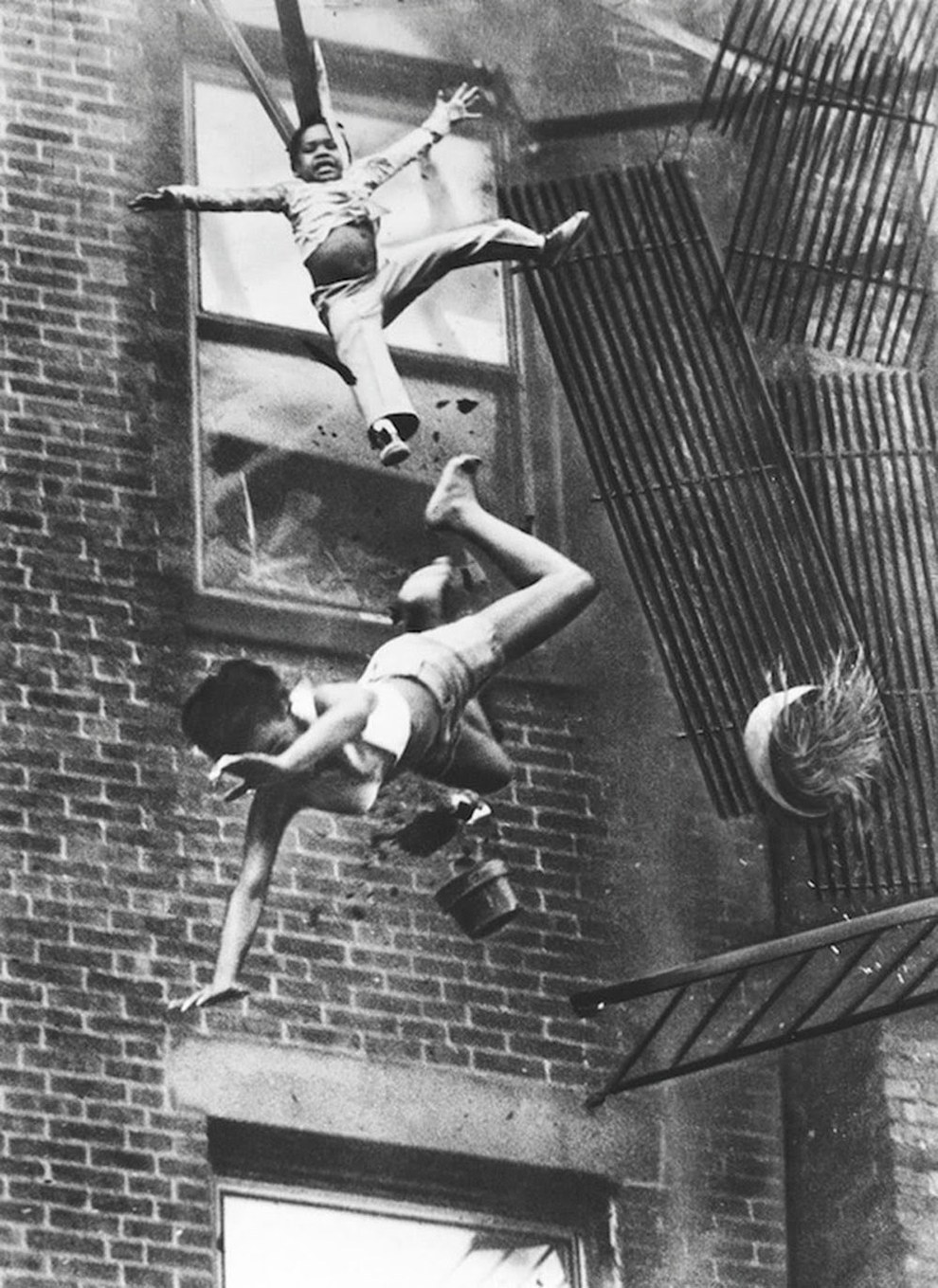 "July 22, 1975 — ""Fire on Marlborough Street"""