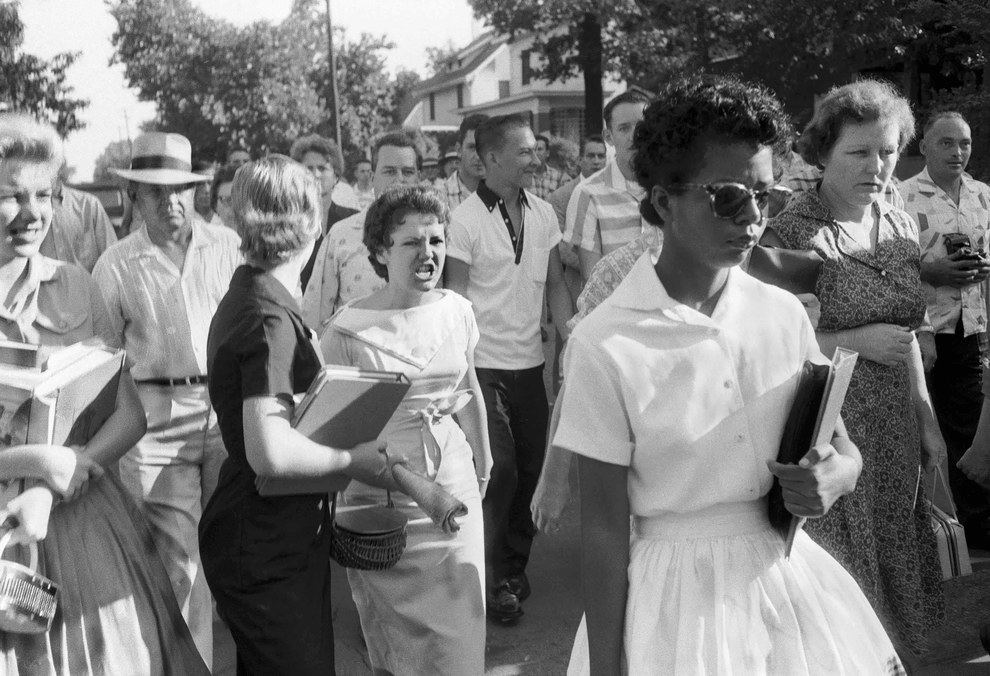 1957 — Little Rock Nine