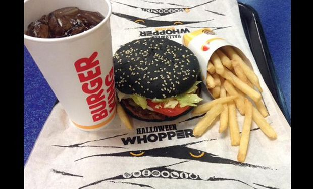 Burger King Gave Customers a Black Surprise …But Its Green Result ...