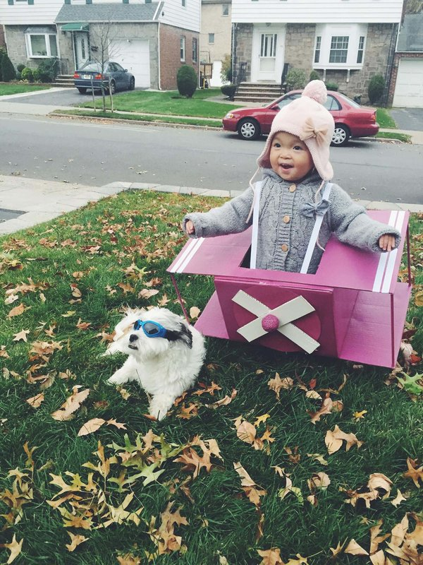 Dogs And Kids Pair Up In Halloween Costume Duos See The Cute Side