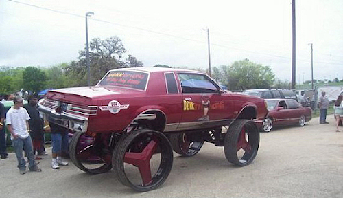 monster truck rims