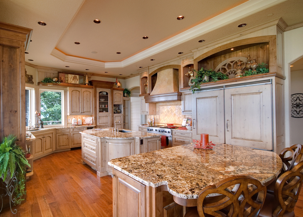 Custom Luxury Kitchen Designs That\'ll Make Your Mouth Water – Wow ...