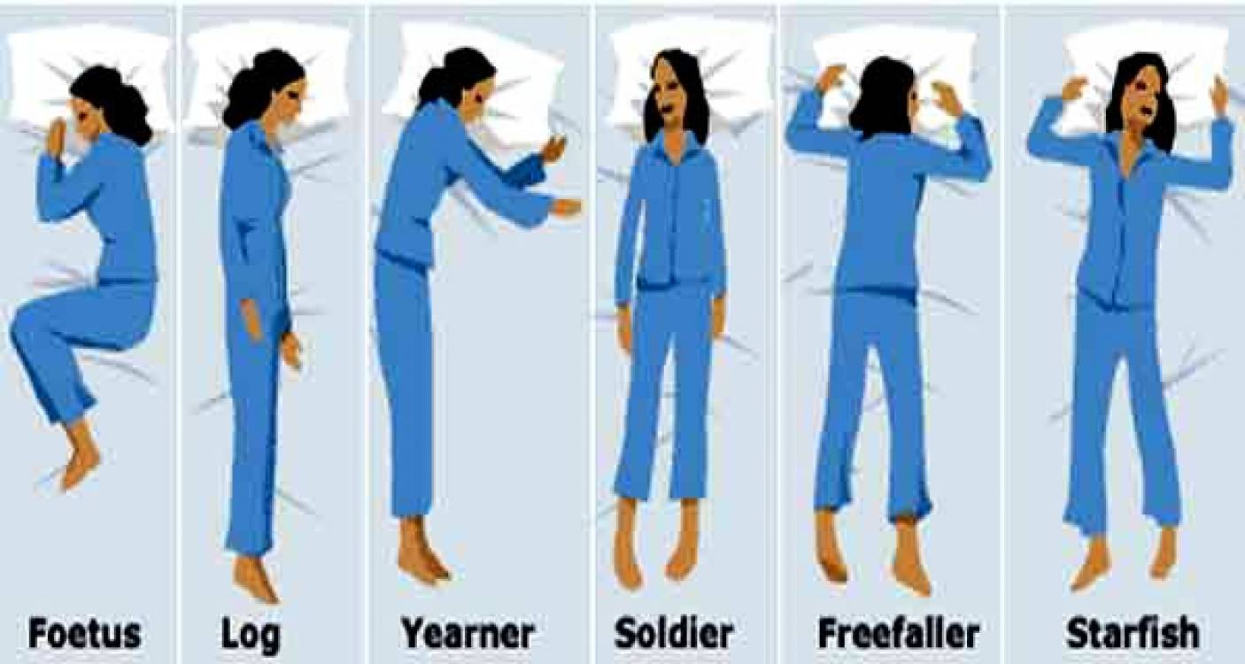 474c5213f4ea What Does Your Sleeping Position Tell You About Your Personality ...